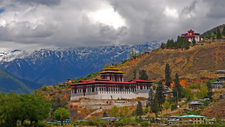 Paro Bhutan Summit Hotels