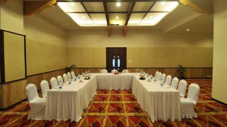 Sapphire Meeting Room at The Orchid Hotel Pune - 5 Star Hotel in Balewadi Pune