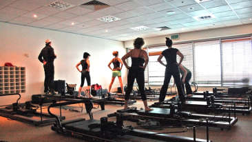 Fitness Center at Hotel Majestic Court Sarovar Portico Navi Mumbai 2
