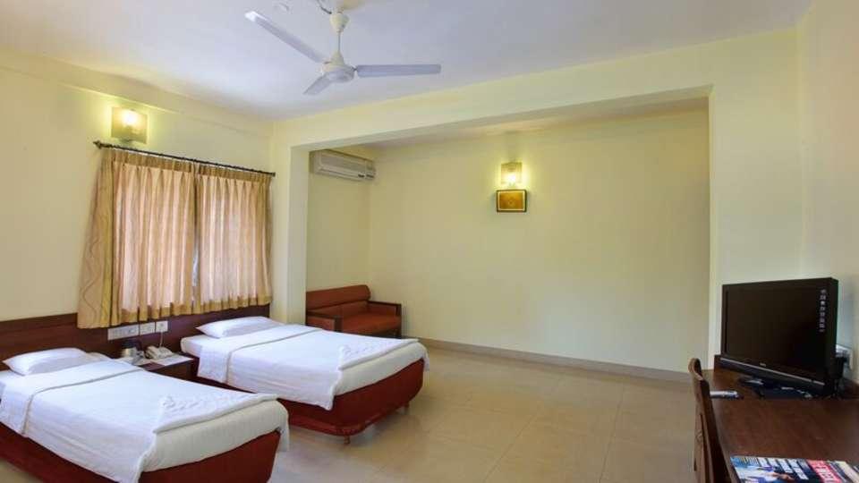 City Living Apartments Bengaluru Twin Bedroom 1 City Living Apartments Bangalore