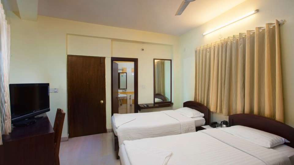 City Living Apartments Bengaluru Twin Bedroom 3 City Living Apartments Bangalore