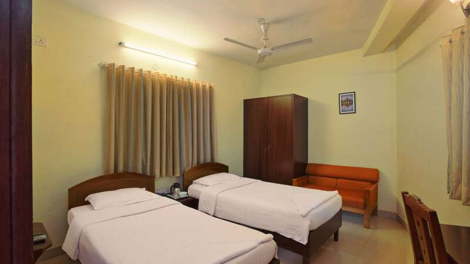 City Living Apartments Bengaluru Twin Bedroom City Living Apartments Bangalore