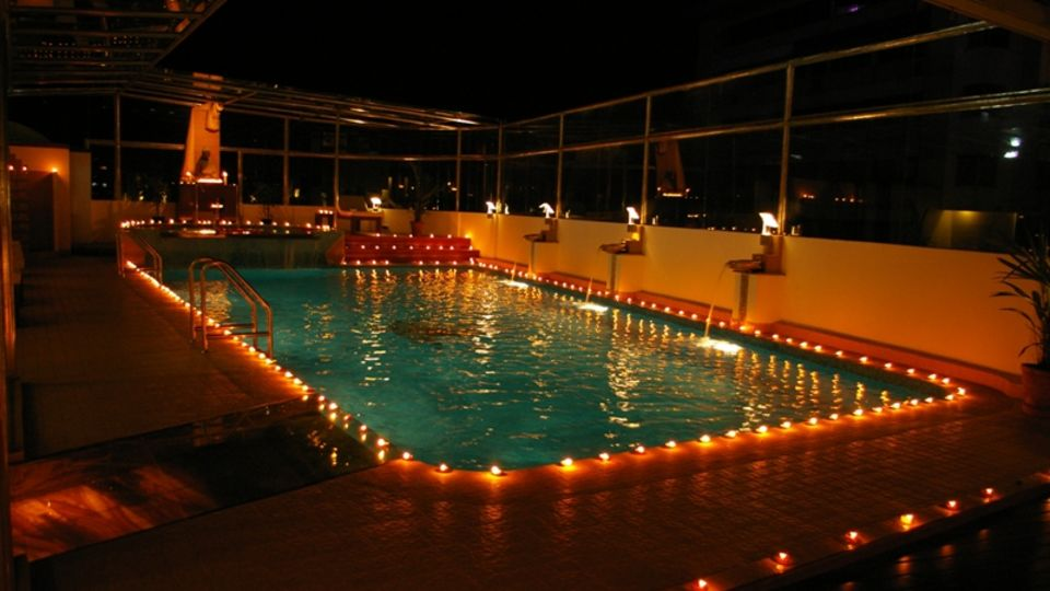 SPAThe Gokulam Park Kochi , resorts in kaloor