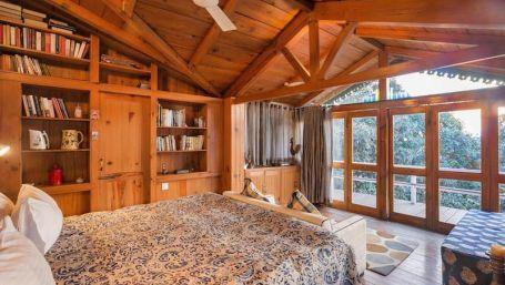 Rooms, Bara Bungalow, Gethia, Accommodation in Nainital 17