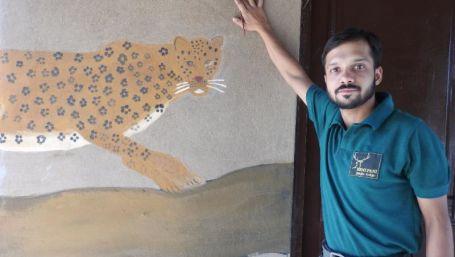 Siddharth Biniwale - TOFT Lodge Naturalist of the year 2018