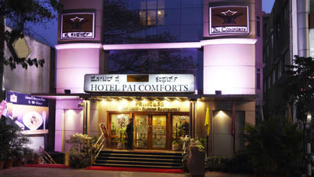 Hotel Pai Comforts, JP Nagar, Bangalore Bangalore Hotel Pai Comforts JP Nagar Bangalore Facade