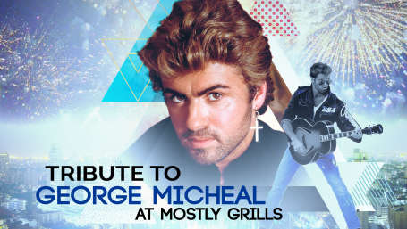 The Orchid - Five Star Ecotel Hotel Mumbai Tribute to George Micheal at Mostly Grills The Orchid Hotel Mumbai