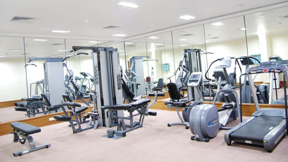 Raj Park Hotel - Chennai Chennai Gym Raj Park Hotel Alwarpet Chennai 3