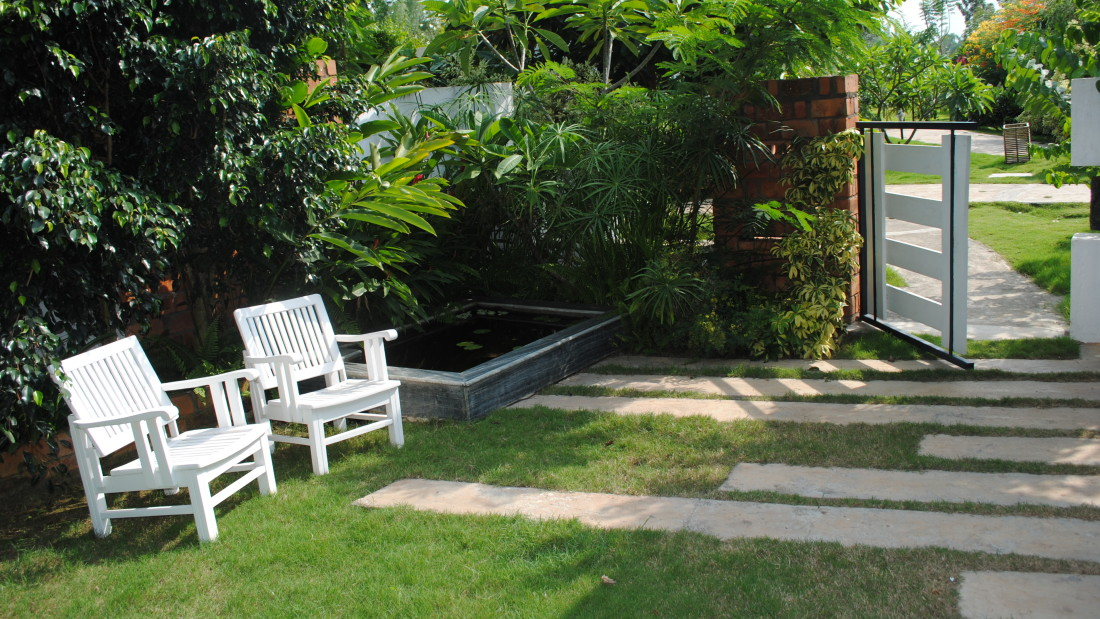 Hotel Rooms In Coorg , Amanvana Resort And Spa, Bungalows In Coorg 115