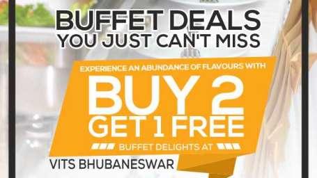 KHIL Buffet Offer VITS Bhubaneswar emailer A5