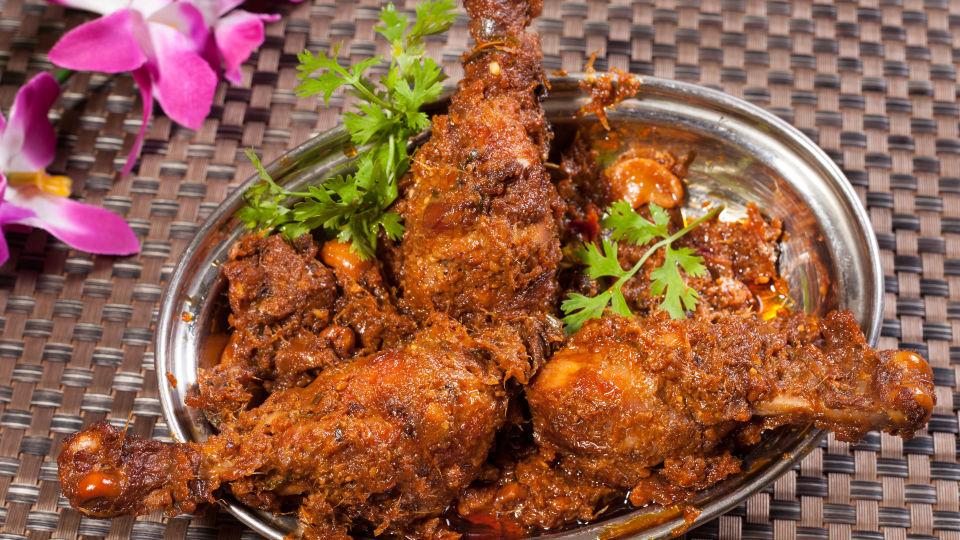 Golkonda Chicken Dry