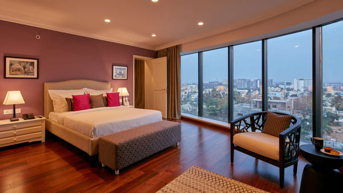 hotel rooms in Whitefield, Waverly Hotel & Residences, Hotels near VR Mall Bengaluru