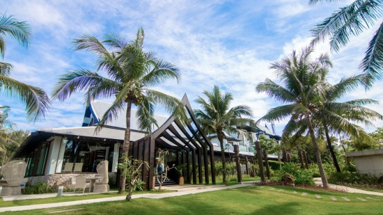 Leelavadee Restaurant Natai Beach Resort Spa Phang Nga Thailand