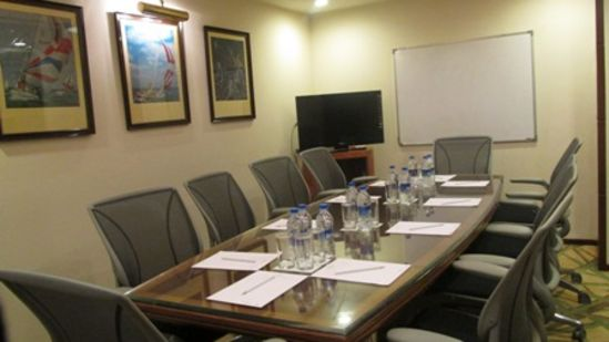 Boardroom at Hotel Marine Plaza Mumbai