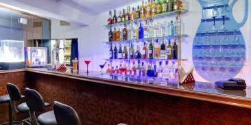 The Society Lounge Bar at Hotel Ambassador Pallava Chennai - Best Bars in Chennai