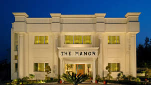 The Manor Kashipur Hotel Kashipur Facade 1 The Manor Kashipur Hotel