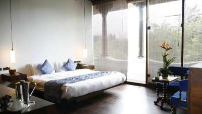 Penthouse at Hotel Le Dupliex Pondicherry, best resorts in pondicherry