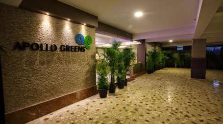 Apollo Greens Serviced Apartments, Bangalore Bangalore Entrance Apollo Green Serviced Apartments Bangalore