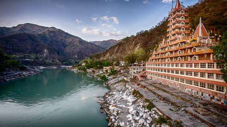 Rishikesh Shaheenbagh resort dehradun_Uttarakhand Best Resorts