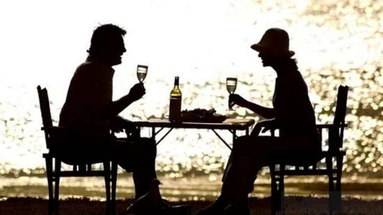 Central Hotels  romantic-meal-couples-kerala
