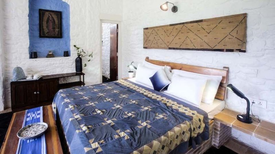 Rooms, Bara Bungalow, Gethia, Accommodation in Nainital 6