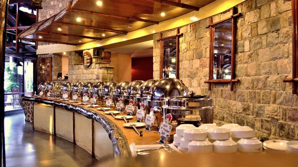 Golghar Restaurant at Infinity Resorts Corbett, Restaurant in Uttarakhand 2