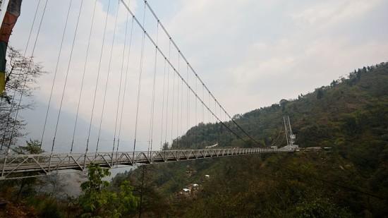 Singshore Bridge Summit Newa Regency and Spa Pelling