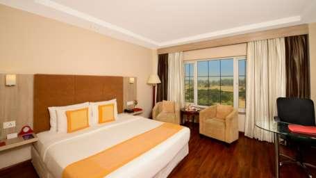 Superior Rooms at Nidhivan Sarovar Portico Vrindavan, hotels in mathura 2