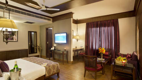 The Manor Kashipur Hotel Kashipur Deluxe Room The Manor Kashipur Hotel
