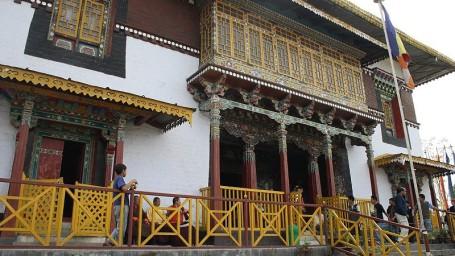 Pemayangtse Gompa Summit Newa Regency and Spa Pelling