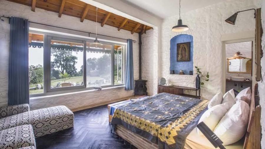 Rooms, Bara Bungalow, Gethia, Accommodation in Nainital 5