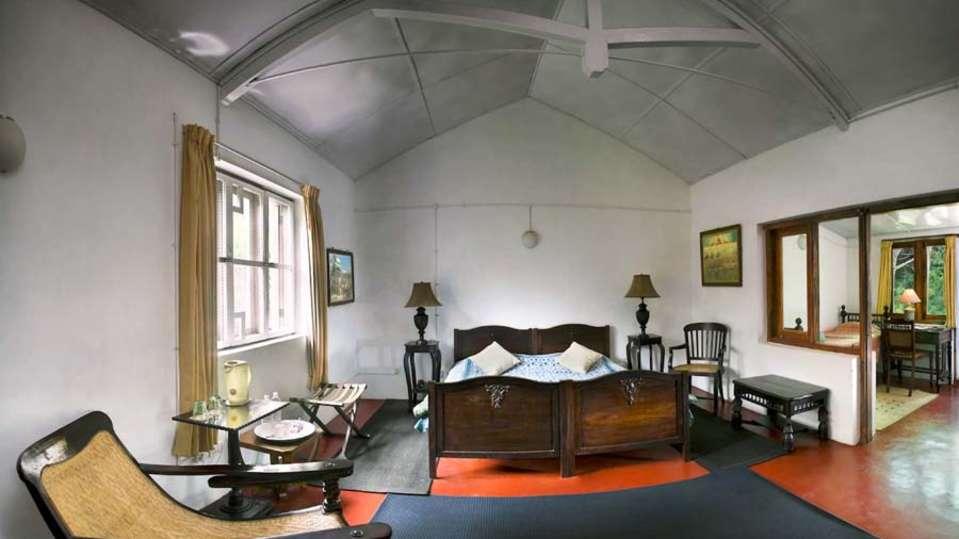 Wallwood Garden - 19th C, Coonoor  The Silver Oak suite Wallwood Garden Coonooor Tamil Nadu 3