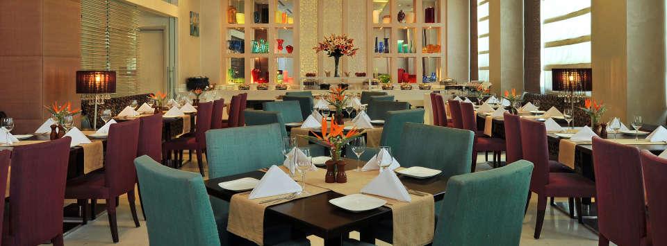 Restaurant Hotel Park Plaza, Faridabad - A Carlson Brand Managed by Sarovar Hotels, Restaurants in Faridabad
