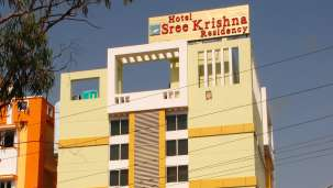 Hotel New Sreekrishna Residency, Hyderabad Hyderabad Facade Hotel New Sreekrishna Residency Hyderabad 1