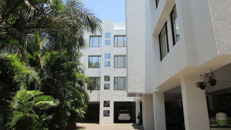 Hotel Basera, Pune Pune Hotel Basera Pune facade