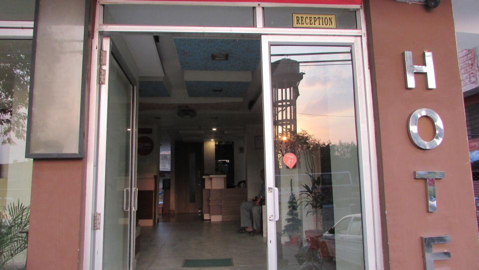 Hotel Abhiraj Palace Jaipur Jaipur Facade 2 Hotel Abhiraj Palace Jaipur