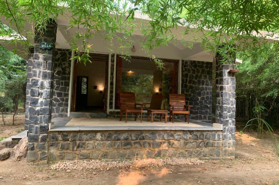 alt-text Bandhavgarh National Park Resorts, Rosa Bandhavgarh Meadows, Rooms 21