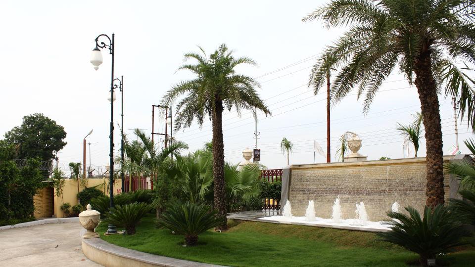 Hotel Nidhivan Sarovar Portico, Mathura Mathura Lawn Exterior Area Hotel Sarovar Portico Mathura 1