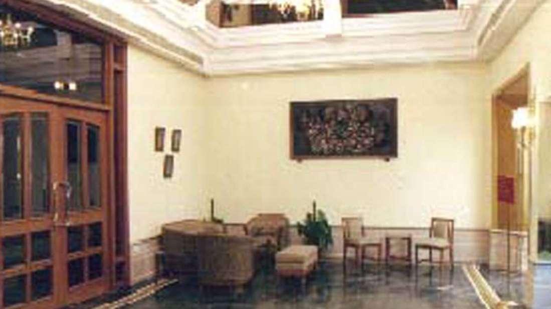 Kalyan Residency Hotel in Tirupati Lobby1
