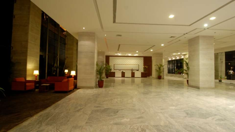 The Orchid Hotel, Pune Pune Lobby The Orchid Hotel Pune 1