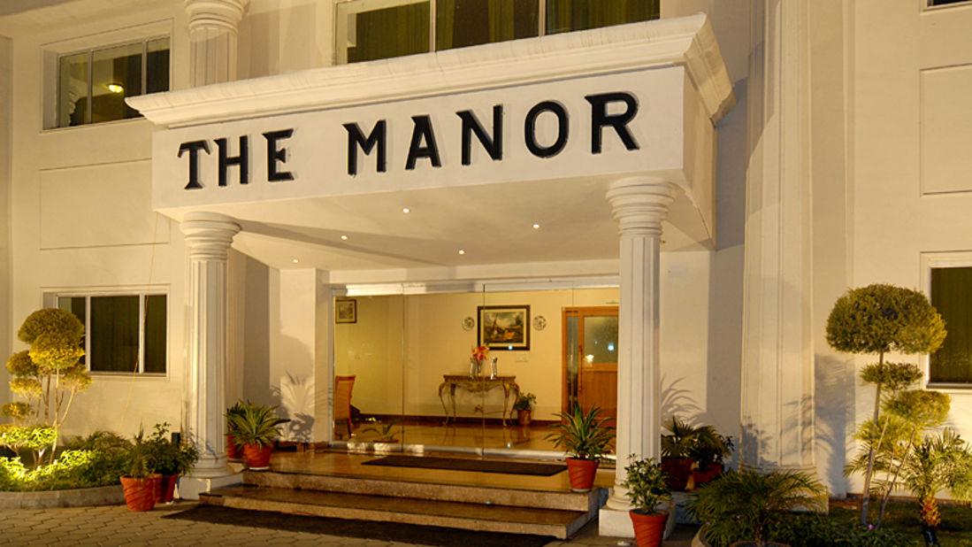 The Manor Kashipur Hotel Kashipur Facade 2 The Manor Kashipur Hotel