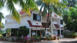Facade Sai Priya Beach Resort Vizag