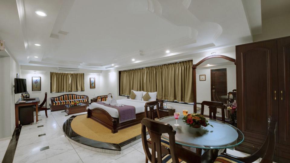 KK Beacon Rajkot HotelSuite room.2 2