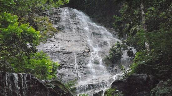 Kanchenjunga Falls near Summit Newa Regency and Spa Pelling