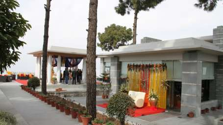 Moksha Himalaya Spa Resort, Chandigarh Chandigarh Weddings Events Moksha Himalay Spa Resort Chandigarh 1