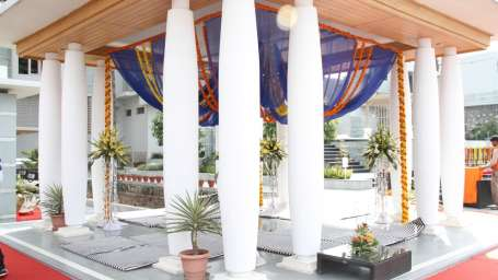 Moksha Himalaya Spa Resort, Chandigarh Chandigarh Weddings Events Moksha Himalay Spa Resort Chandigarh 3