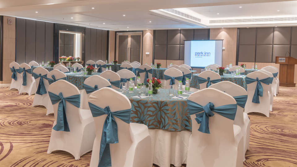 Banquet Hall at  Park Inn, Gurgaon - A Carlson Brand Managed by Sarovar Hotels, banquet halls in gurgaon 12