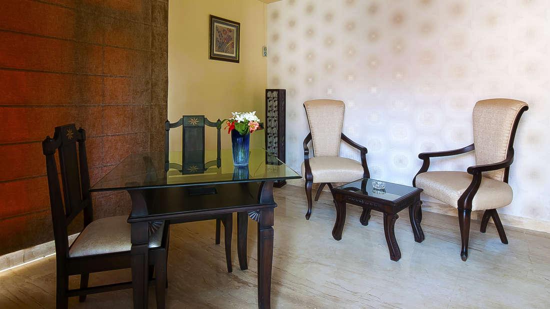 Tiger suite - Corbett Wild Iris Spa Resort Ramnagar 6