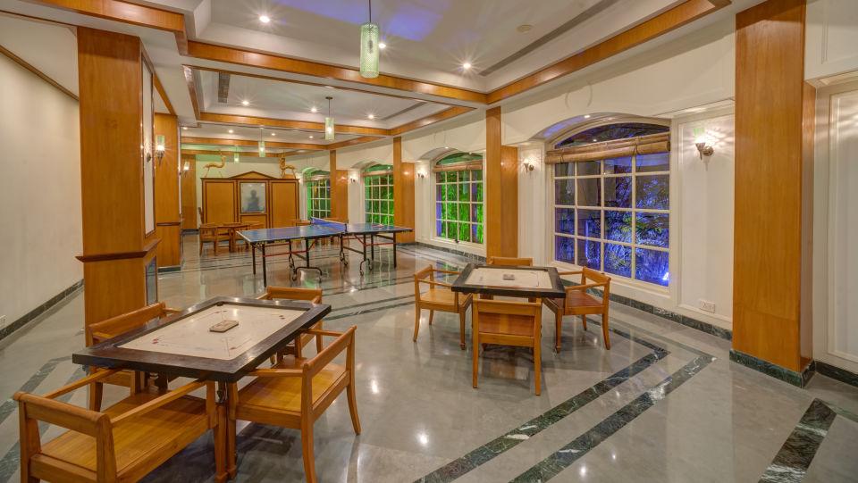 Recreation Room at Renest Shirdi 2