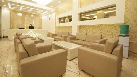 Le ROI Haridwar Hotel Haridwar Premium Room Le Roi Haridwar Hotel 6